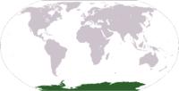 Lokasi Antarktika