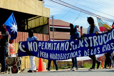 Marcha Puelo en Valdivia 4