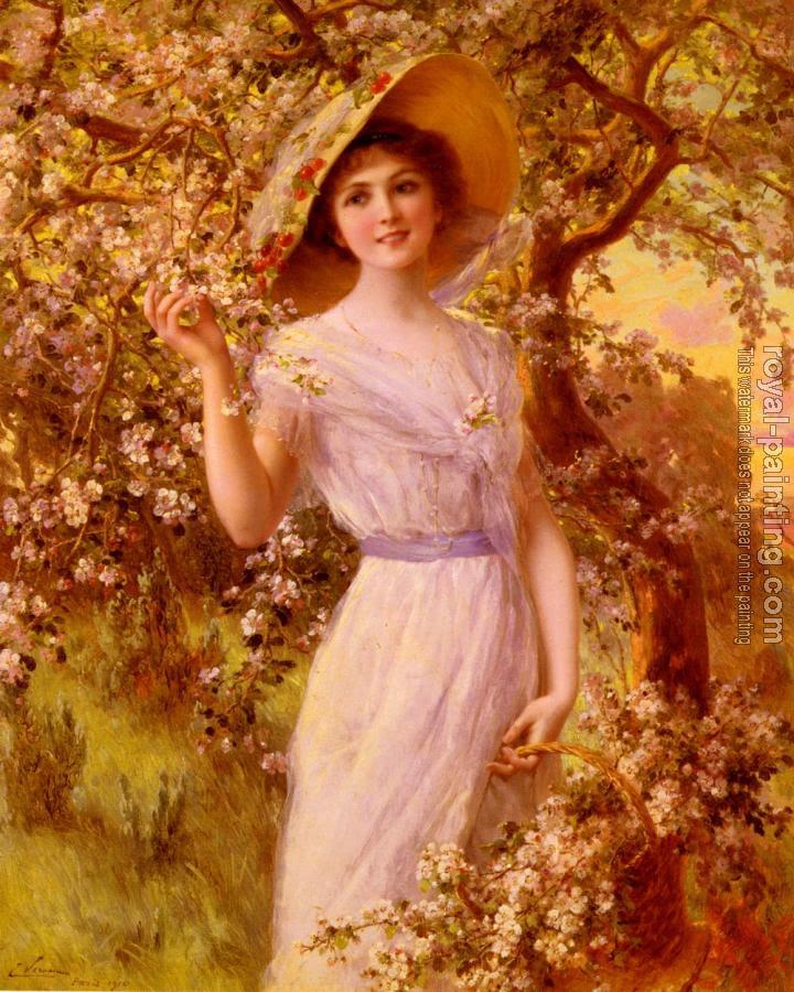 Emile Vernon : Cherry Blossom