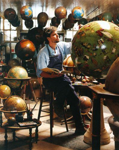 Globe Makers, Isle of Wight