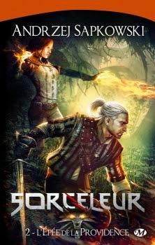 Couverture Sorceleur, tome 2 : L'épée de la providence