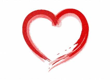 Menarik Hati Vektor Jantung Vektor Gratis Download Gratis