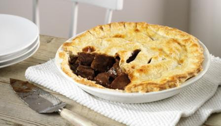 BBC Food - Recipes - Steak pie
