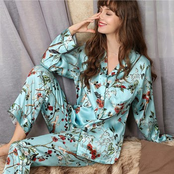 Pajama Sets Female Fashion