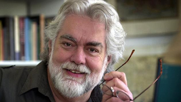 """Gunnar Hansen, best known for his role as Leatherface in """"The Texas Chainsaw Massacre,"""" died at the age of 68 on Saturday, Nov. 7, 2015. <span class=meta>AP Photo/Robert F. Bukaty</span>"""