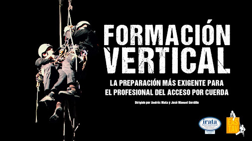 Formación Vertical – un documental de EASTAV sobre la formación de IRATA International