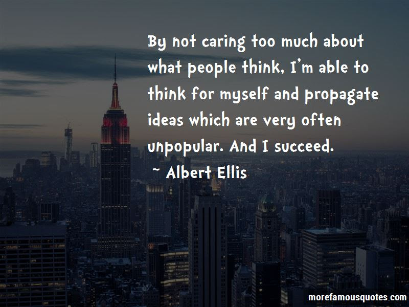 Quotes About Not Caring Too Much Top 12 Not Caring Too Much Quotes