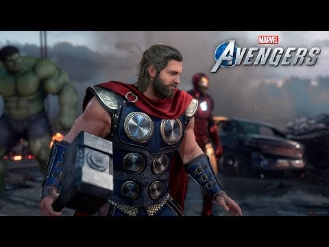 Marvel's Avengers pre-order bonuses include access to beta
