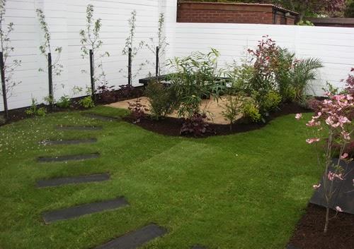 Garden Ideas Designs And Inspiration: Design Inspiration Pictures: Small Garden Design Ideas