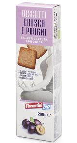 fiorentini bio biscotti crusca prugne