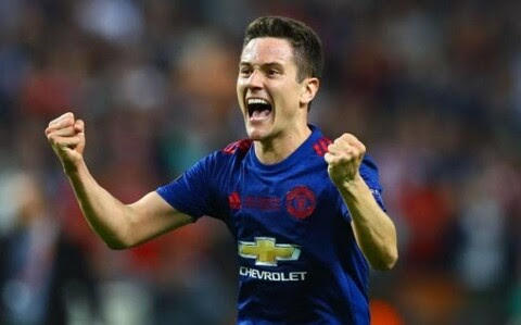 Ander Herrera to rebuff Barcelona advances and commit his future to United