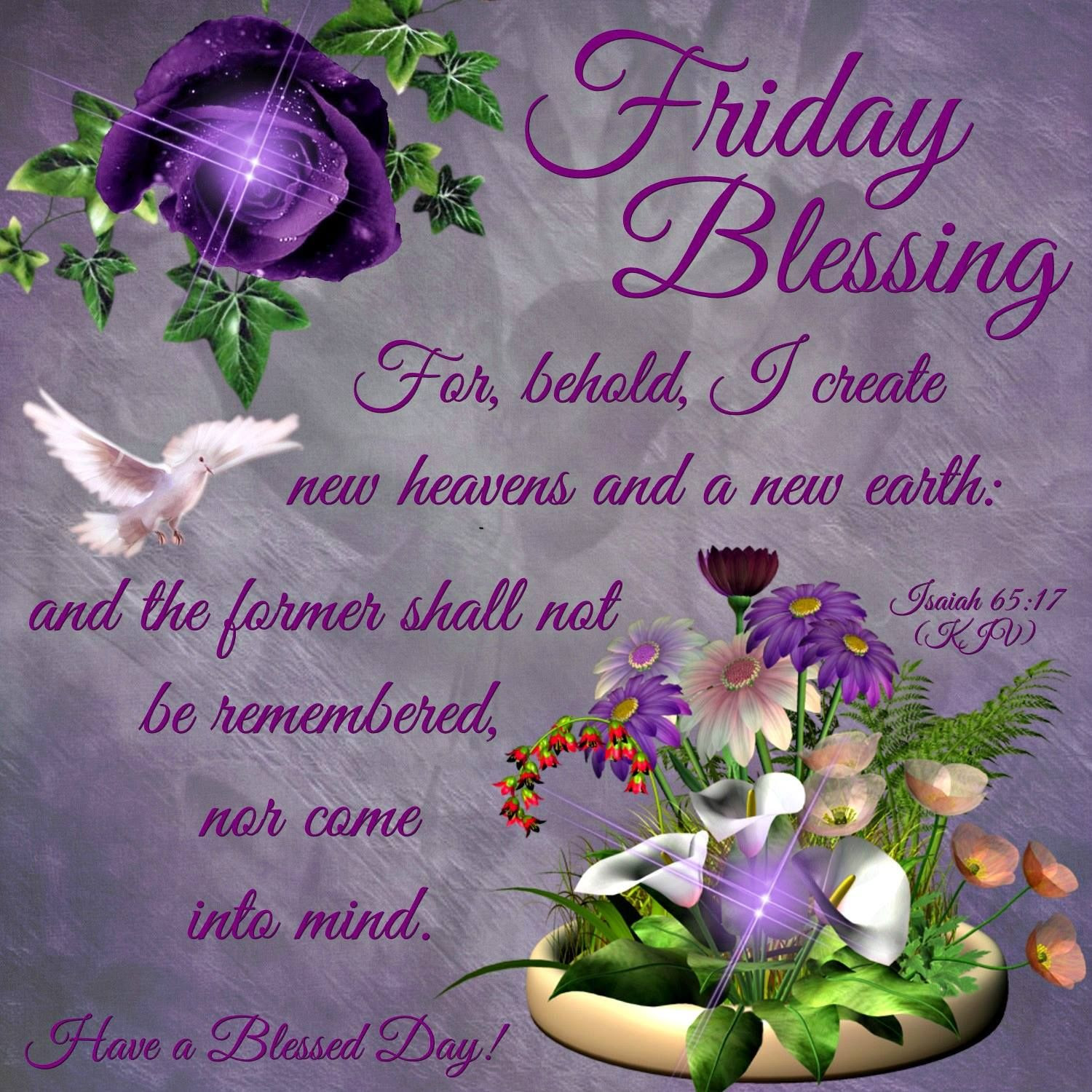 Friday Blessing Pictures Photos And Images For Facebook Tumblr