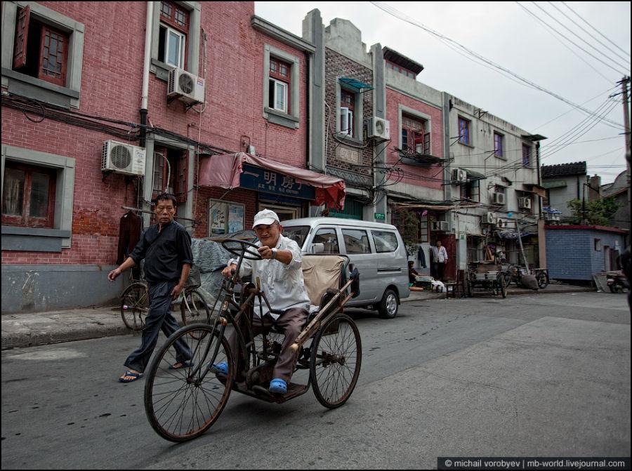 Favelas de Xangai 29