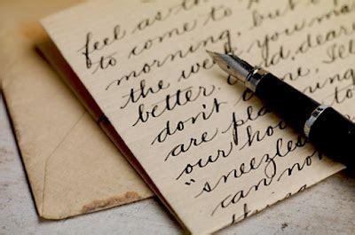 surat pribadi  bahasa inggris penjelasan contoh