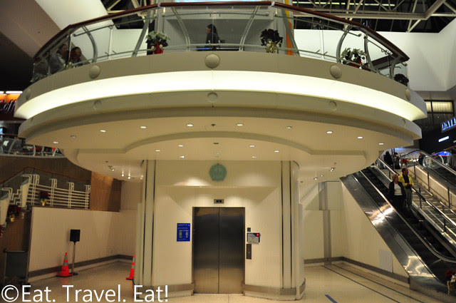 Elevator with Leed Silver Award @ LAX, TBIT