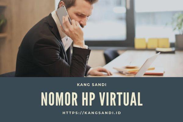 √#2 Cara Membuat Nomor HP Virtual Indonesia | Verifikasi SMS Online