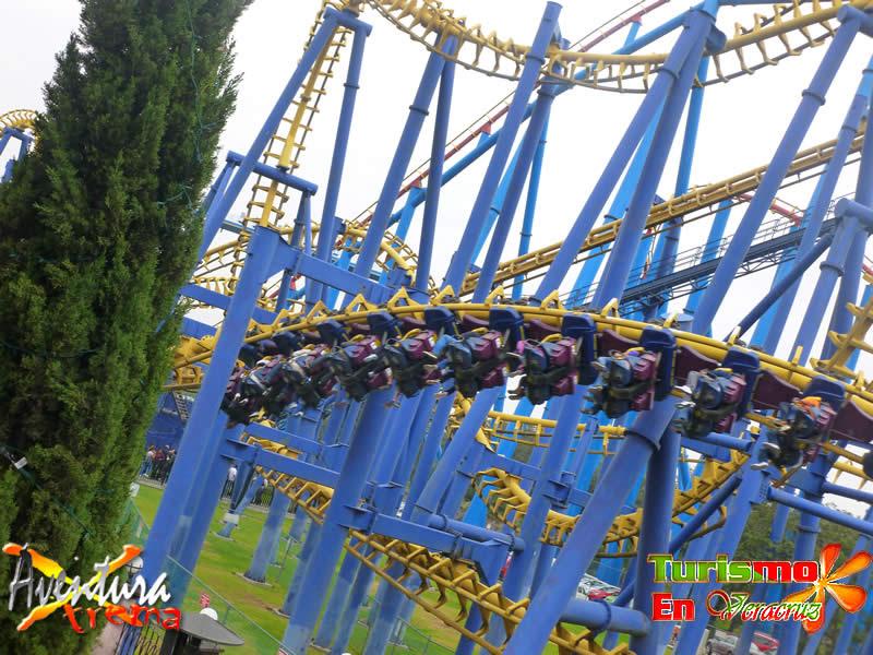 Six Flags Te Espera Este 16 De Junio De 2013 Saliendo De Veracruz y Xalapa