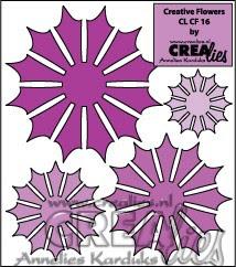 Creative Flowers stans no. 16 / Creative Flowers die no. 16