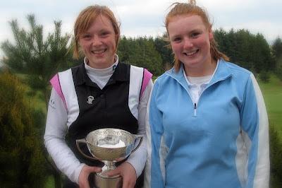 Megan and Eilidh Briggs - Click to enlarge