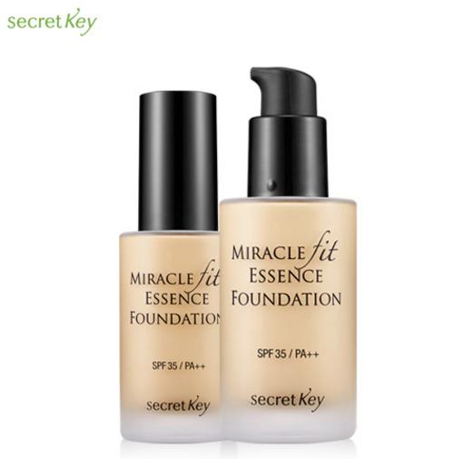 [SecretKey] Miracle Fit Essence Foundation