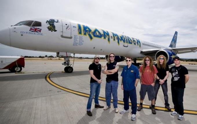 Una película inspirada en Iron Maiden está en producción