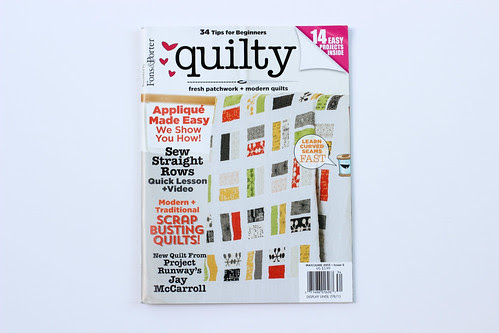 Quilty - May/June Issue by Jeni Baker