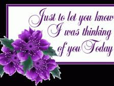 Just To Let You Know I Was Thinking Of You Today Quotespicturescom