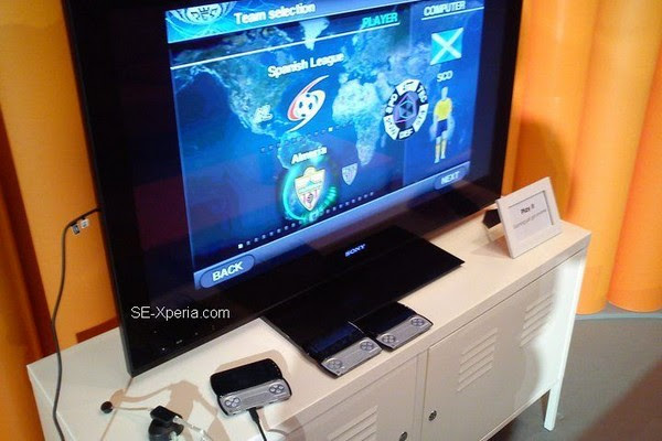 Does this Xperia Play have HDMI output?