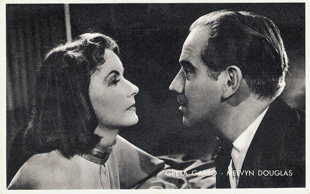 Greta Garbo, Melvyn Douglas, Ninotchka