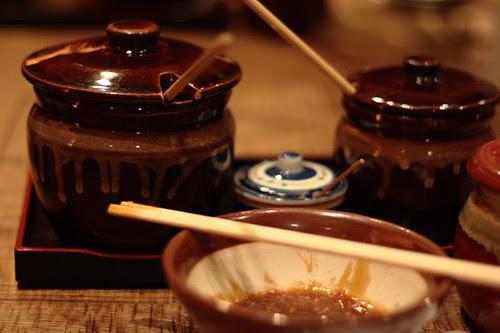 Tonkatsu sauce, Kyoto