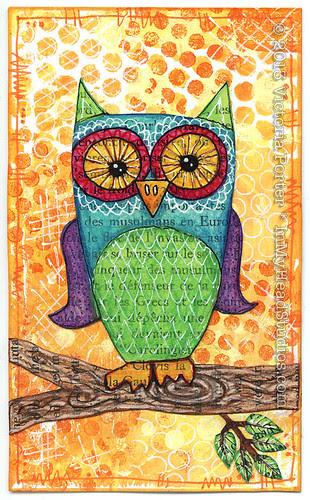 """Owl"" ICAD : 6-25-13"