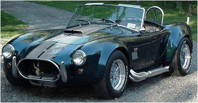 1967 Cobra 427