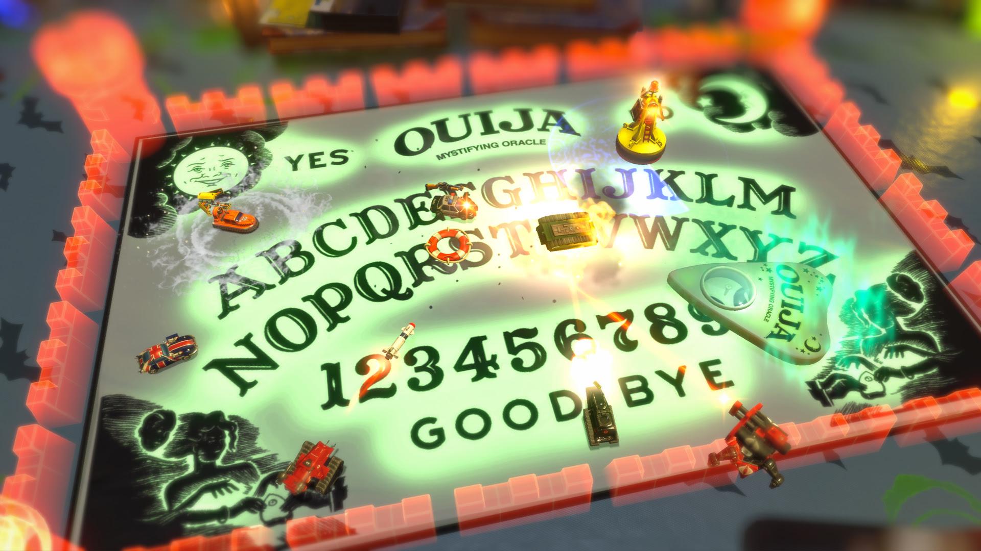 Review: Micro Machines World Series screenshot