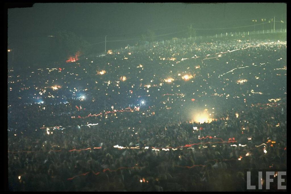 O festival de Woodstock em números e imagens 21