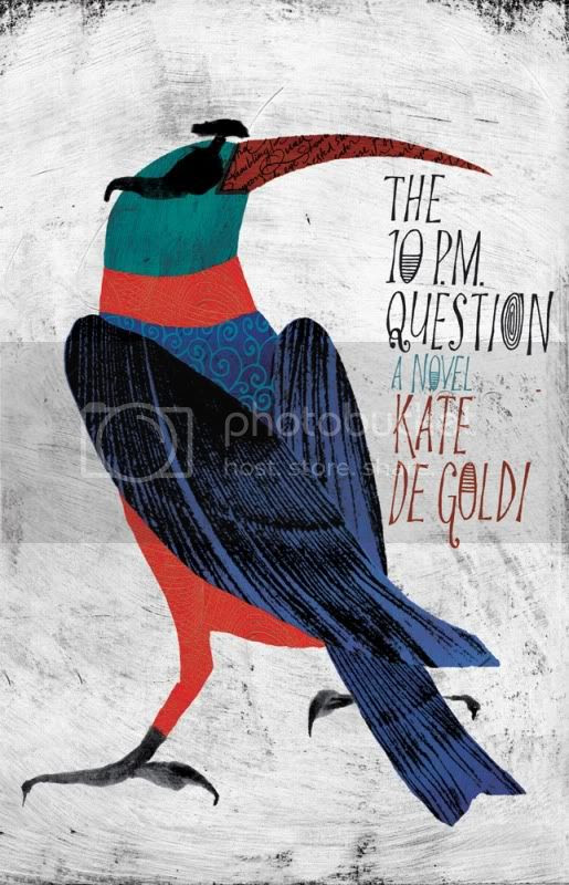 the 10pm question by kate de goldi