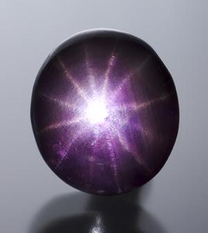 12-ray Purple Sapphire.