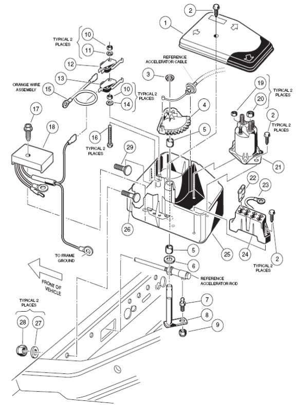 30 Gas Club Car Wiring Diagram Free - Worksheet Cloud