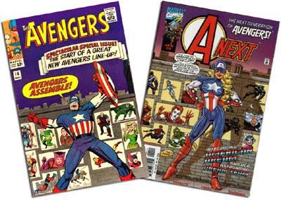 Avengers #16/A-Next #4