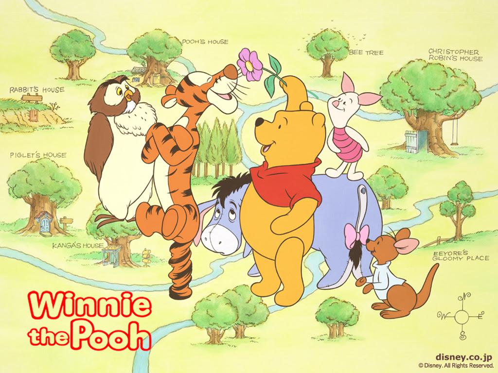 Winnie The Pooh Wallpaper Winnie The Pooh Wallpaper 6507496