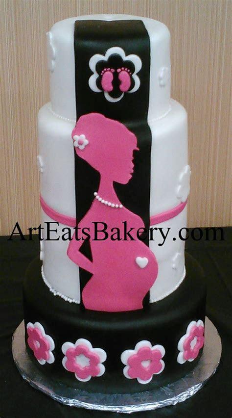 55 best Custom unique baby shower cake designs images on