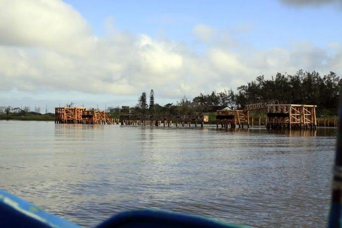 Paralizada actividad de Pemex en sur de Veracruz