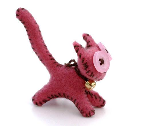 Made by Jocelyn: Tiny Kitty!