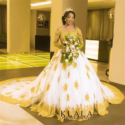 April By Kunbi Nigerian Bridal Dress Fashion Designer