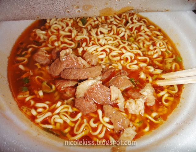 dinner at Alishan, Taiwan