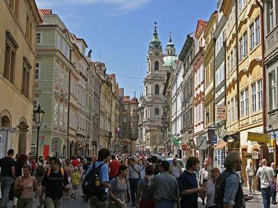 #20 Czech Republic