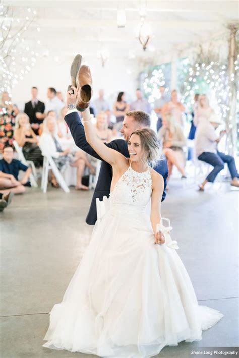 Unique Shoe Game Questions to Ask at Your Wedding   ADAGIO