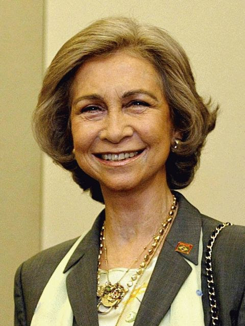 Her Majesty Queen Sofia of Spain