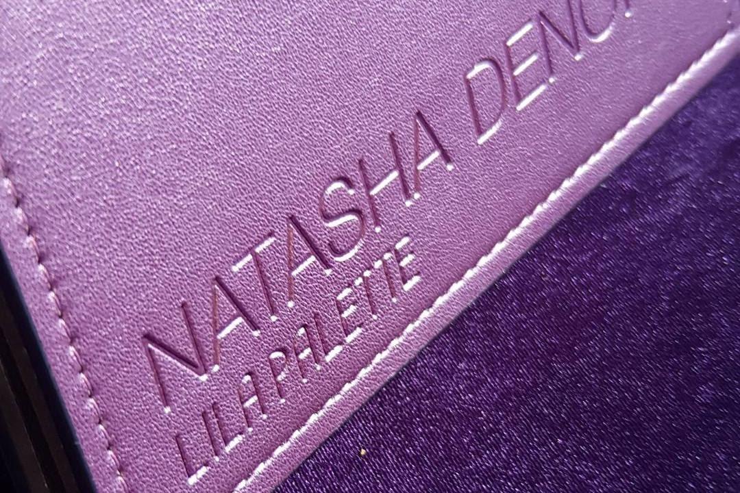 Natasha Denona Lila Palette Swatches
