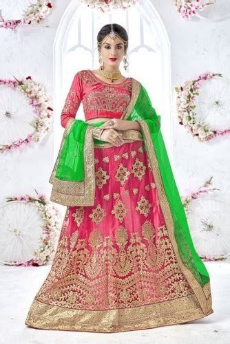 Where is the best lehenga shop in Chennai?   Quora