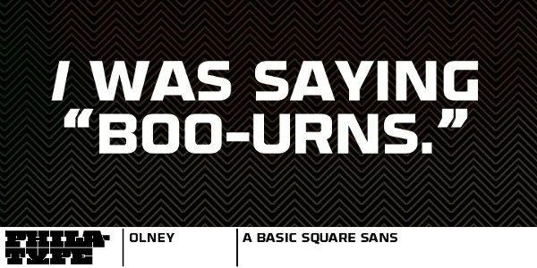 Olney Free Font 12 Tipografías elegantes y gratuitas – Cuarta entrega